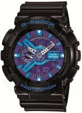 Laikrodis CASIO G-SHOCK GA-110HC-1ADR HYPERCOLOR Shock & Magnetic resistant Auto led World time 29 zon 4 daily s Snooze Hourly Time Signal Countdown Timer Full auto-calendar WR 200mt **ORIGI