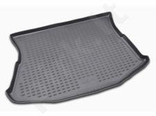 Guminis bagažinės kilimėlis ALFA ROMEO 147 3D hb 2000-2010  black /N02001