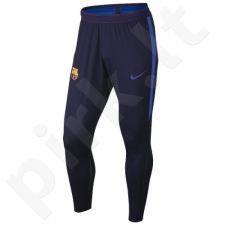 Sportinės kelnės futbolininkams Nike FC Barcelona Strike 2 M 832262-451