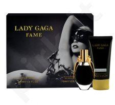Lady Gaga Lady Gaga Fame rinkinys moterims, (EDP 30ml + 75ml dušo želė)