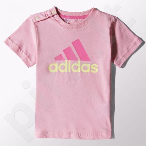 Marškinėliai Adidas Separates Tee Kids S20837