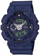 Laikrodis CASIO G-SHOCK GA-110HT-2ADR HEATHERED SERIE Shock & Magnetic resistant Auto led World time 29 zon 4 daily s Snooze Hourly Time Signal Countdown Timer Full auto-calendar WR 200mt **O