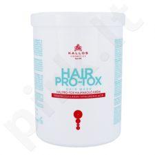 Kallos Hair Pro-Tox plaukų kaukė, kosmetika moterims, 1000ml