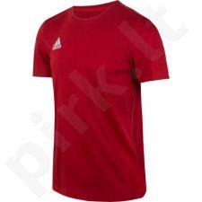 Marškinėliai futbolui Adidas Core Training Tee Junior M35332