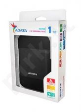 Adata drive HD700 1TB 256-bit AES encryption, waterproof