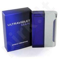 Paco Rabanne Ultraviolet, tualetinis vanduo (EDT) vyrams, 50 ml