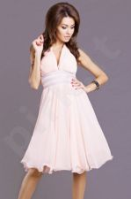 EVA&LOLA suknelė - rožinė spalva 6905-4