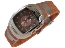 Kvarcinis laikrodis Siegar SUG-092 rusvas