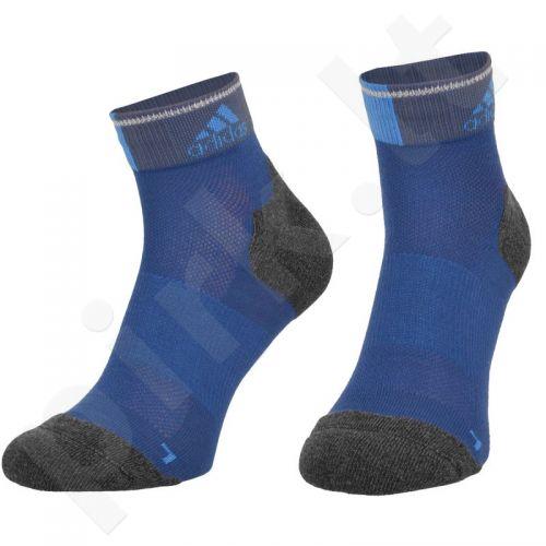 Kojinės Adidas Running Energy Ankle Thin Cushioned Socks 1P AJ9789
