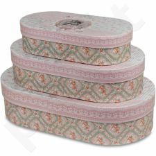 Dekoratyvinės dėžutės, 3 vnt. 104083