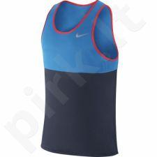 Marškinėliai bėgimui  Nike  Racer Siglet M 642844-451