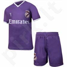 Komplektas futbolininkui Reda Real Madryt Ronaldo Junior violetinė