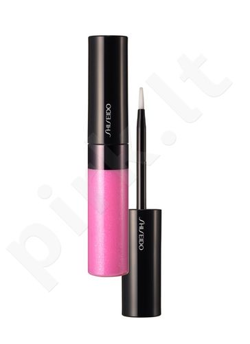 Shiseido Luminizing Lip Gloss, 7,5ml, kosmetika moterims (BE201 cafe creme)