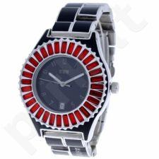 Moteriškas laikrodis STORM NEMONI BLACK/RED