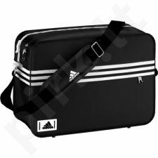 Krepšys su diržu per petį Adidas Enamel M S19215 juoda