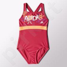 Maudymosi kostiumėlis Adidas Beach Kids Colorblock Kids S21262