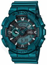 Laikrodis CASIO G-SHOCK GA-110NM-3ADR LIMITED MODEL Shock & Magnetic resistant Auto led World time 29 zon 4 daily s Snooze Hourly Time Signal Countdown Timer Full auto-calendar WR 200mt **ORI