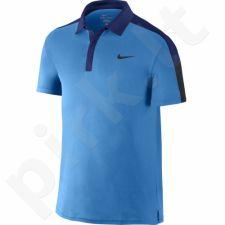 Marškinėliai tenisui Nike polo Team Court M 644788-435