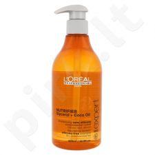 L´Oréal Professionnel Expert Nutrifier, maitinamasis sausų ir nualintų plaukų šampūnas , kosmetika moterims, 500ml