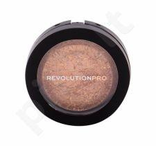 Makeup Revolution London Revolution PRO, Skin Finish, skaistinanti priemonė moterims, 11g, (Golden Glare)