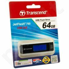 Atmintukas Transcend JF760 64GB USB3