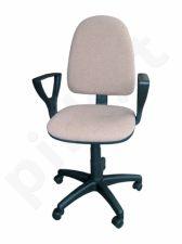 Darbo kėdė BUDGET, šviesiai smėlinė