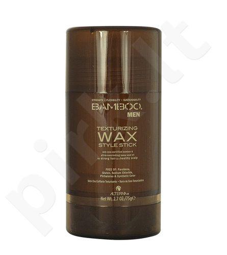 Alterna Bamboo Men Texturizing Wax Style Stick, kosmetika vyrams, 75g