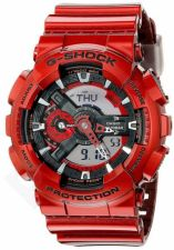 Laikrodis CASIO G-SHOCK GA-110NM-4ADR LIMITED MODEL Shock & Magnetic resistant Auto led World time 29 zon 4 daily s Snooze Hourly Time Signal Countdown Timer Full auto-calendar WR 200mt **ORI