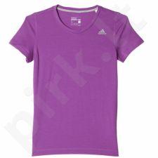 Marškinėliai treniruotėms Adidas Prime Tee W AY4435