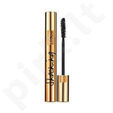 Yves Saint Laurent Mascara Volume Effet Shocking 1, 6,4ml, kosmetika moterims  - 1 Black Black