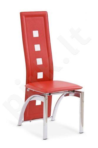 K4 kėdė, raudonos sp.