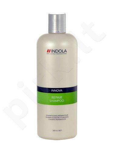 Indola Innova Repair šampūnas, kosmetika moterims, 300ml