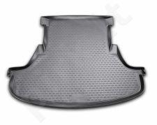 Guminis bagažinės kilimėlis CHRYSLER 300C sedan 2004-2012  black /N07001