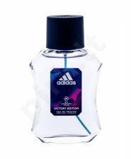 Adidas UEFA Champions League, Victory Edition, tualetinis vanduo vyrams, 50ml