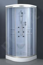 Masažinė dušo kabina R822 fabric
