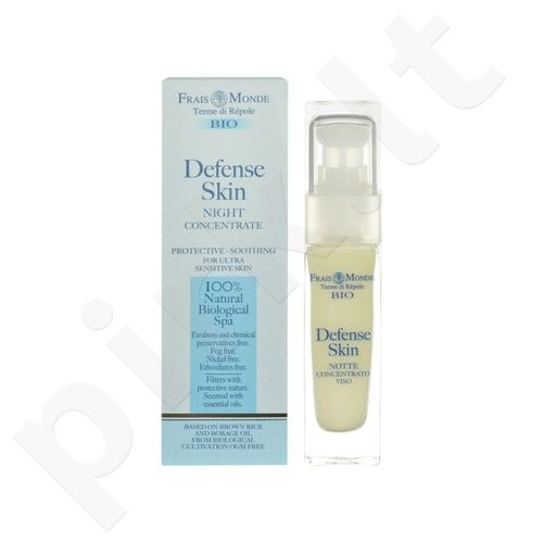 Frais Monde Bio Defense Skin Night Concentrate, kosmetika moterims, 30ml