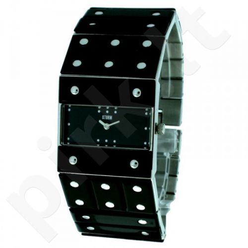 Moteriškas laikrodis STORM  ASTORIA POLISH BLACK