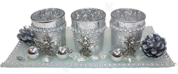 Žvakidžių komplektas 96064