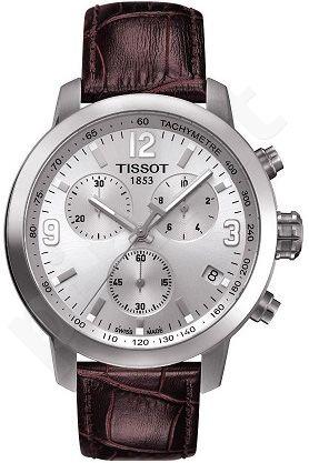 Laikrodis TISSOT T-PRC 200 kvarcinis T0554171603700