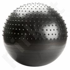 Gimnast. kamuolys GYMBALL WITH SPIKE 85cm