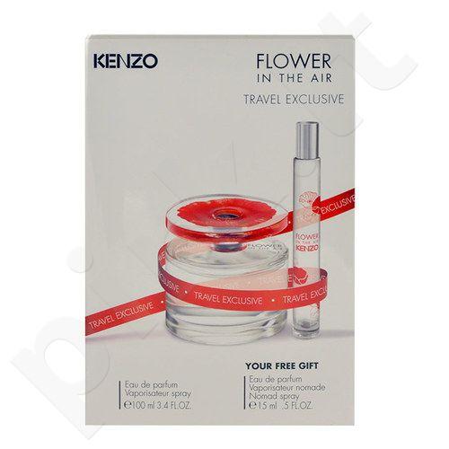 Kenzo Flower in the Air rinkinys moterims, (EDP 100ml + 15ml EDP)