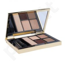 Estée Lauder Pure Color, 5-Color Palette, akių šešėliai moterims, 7g, (05 Fiery Saffron)