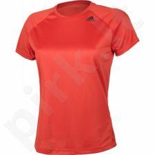 Marškinėliai treniruotėms Adidas Designed 2 Move Tee Lose W BS1922