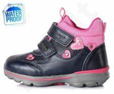 D.D. step tamsiai mėlyni batai 24-29 d. f651702bm