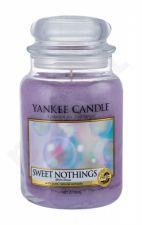 Yankee Candle Sweet Nothings, aromatizuota žvakė moterims ir vyrams, 623g