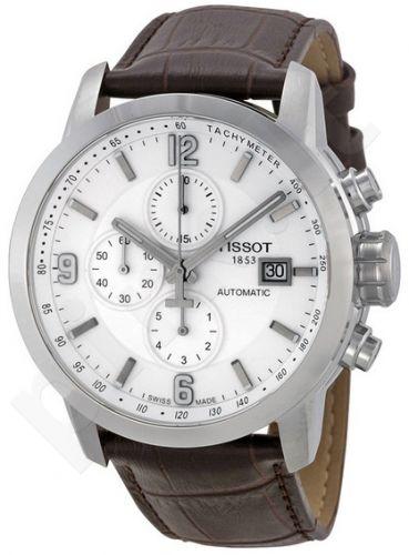 Laikrodis TISSOT T-SPORT PRC 200 automatinis chronometras vyriškas T0554271601700