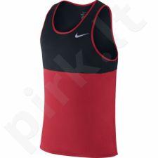 Marškinėliai bėgimui  Nike Racer Siglet M 642844-658
