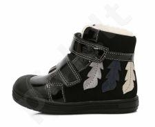 D.D. step juodi batai su pašiltinimu 22-27 d. da031342