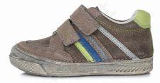 D.D. step khaki spalvos batai 25-30 d. 040440m