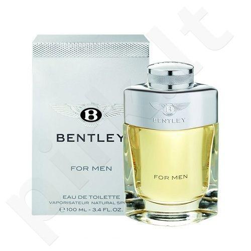 Bentley Bentley for Men, tualetinis vanduo (EDT) vyrams, 100 ml (Testeris)